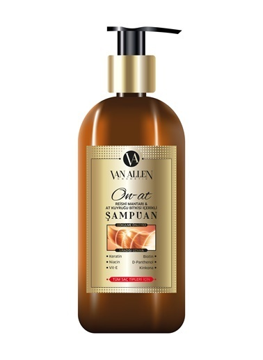 Van Allen Şampuan Renksiz